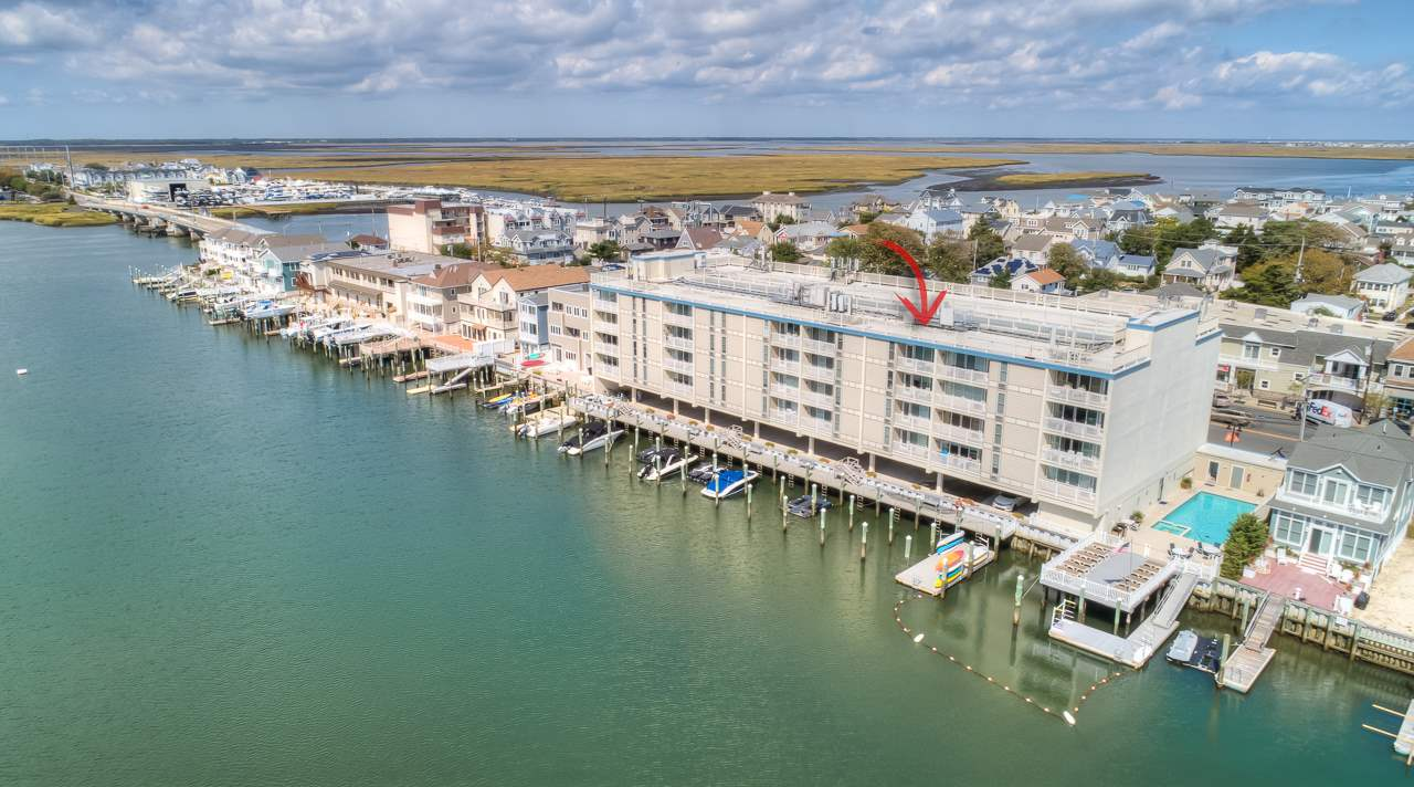 351 96th Street Unit 408  - Stone Harbor