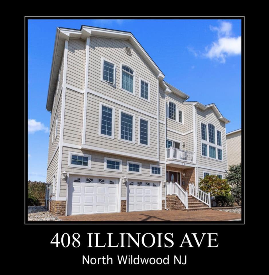 408 Illinois, North Wildwood, NJ 08260