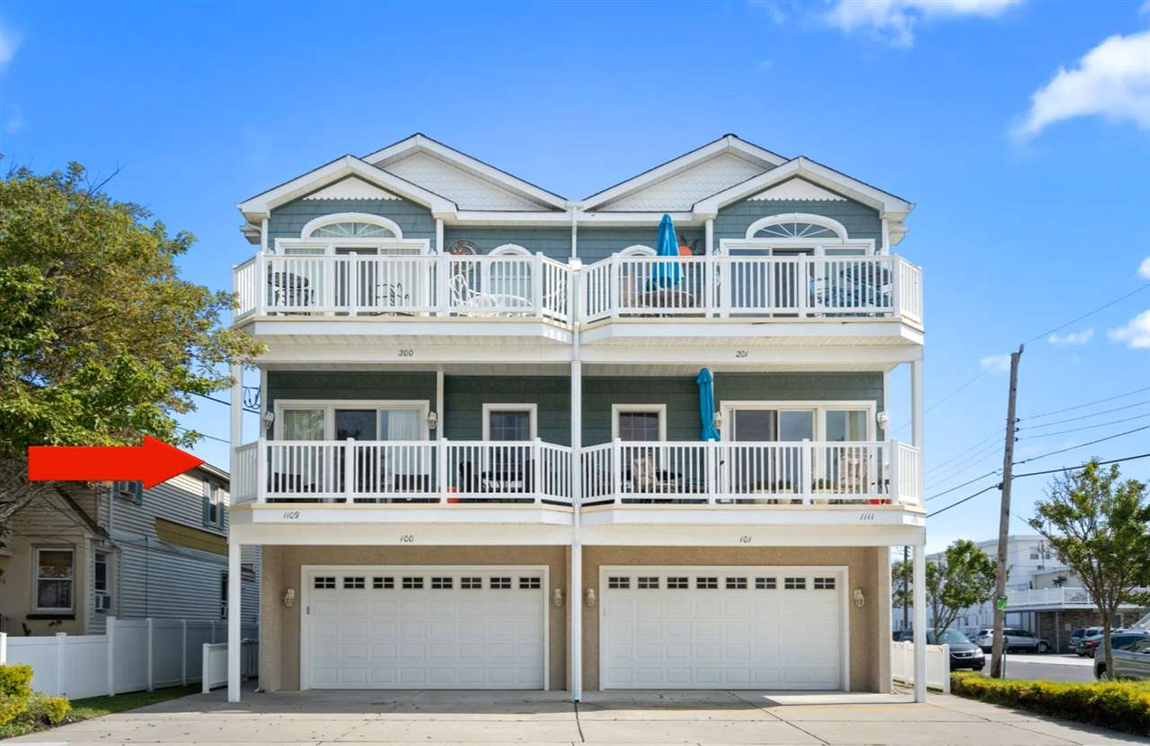 1109 Ocean Drive - North Wildwood