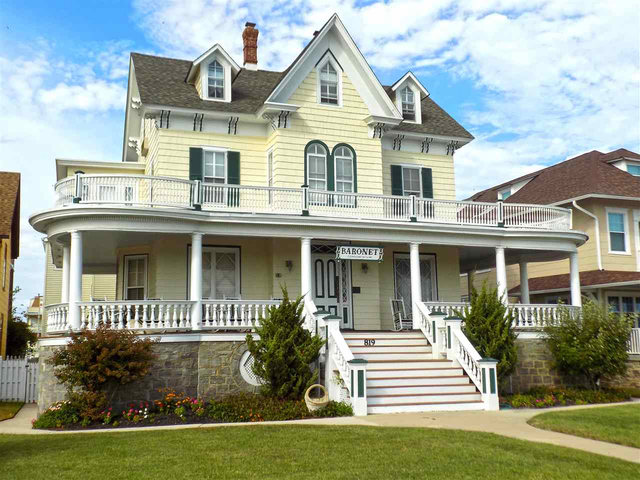 819 Beach Avenue - Cape May