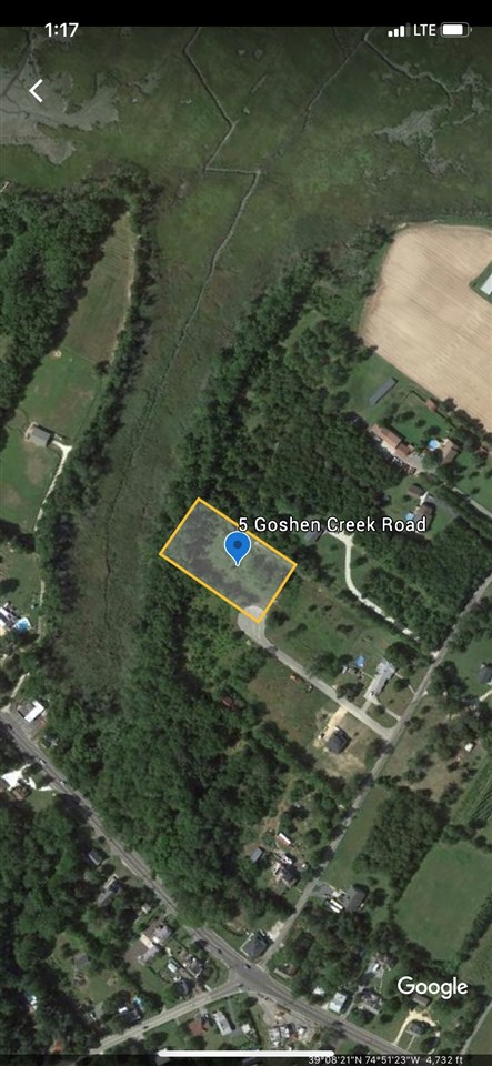 5 Goshen Creek Road