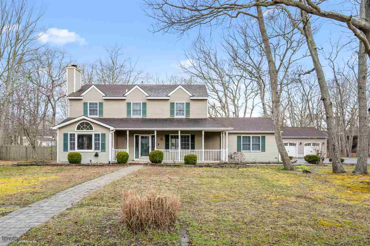 9 Chestnut Oak Drive - Cape May Court House