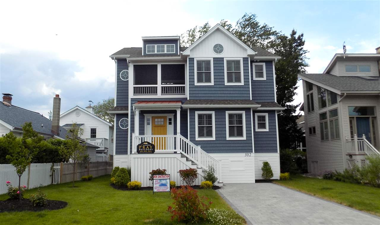 302 Coral Avenue - Cape May Point