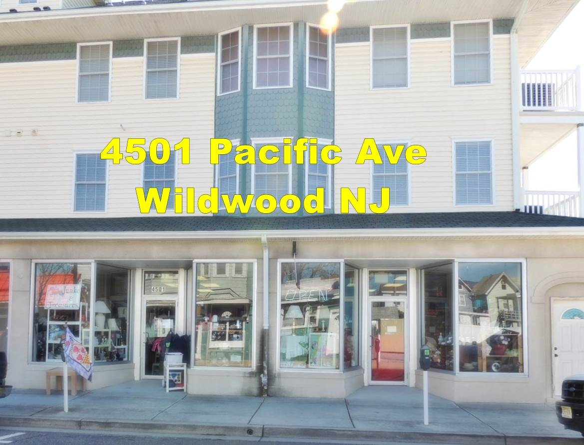 4501, Unit 103 Pacific, Wildwood