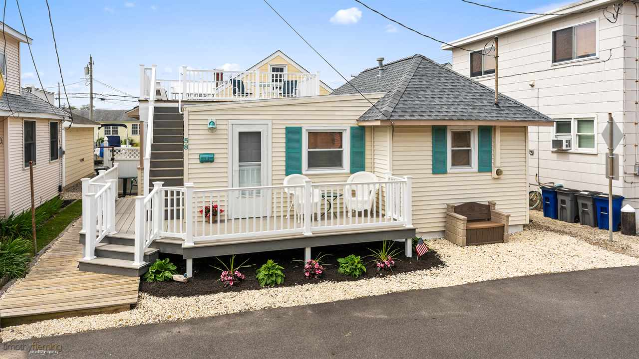 58 Weber Court - Stone Harbor
