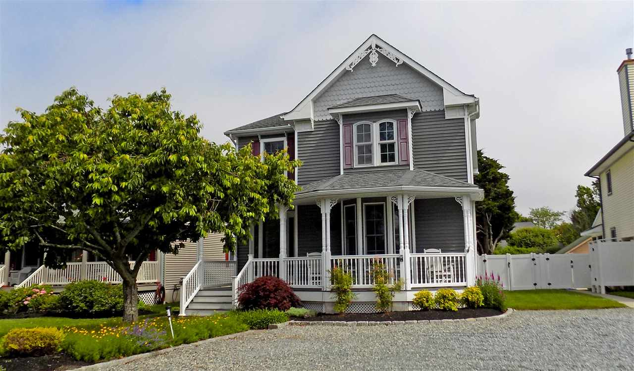 733 Sunset Boulevard - West Cape May