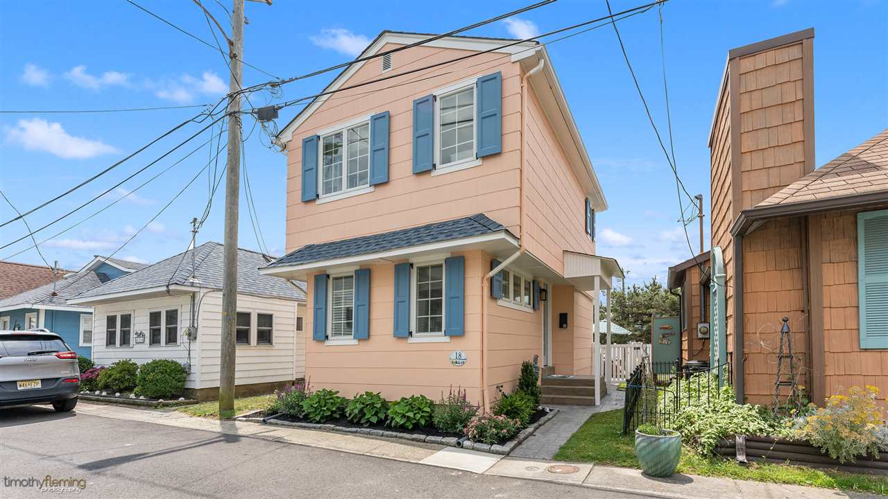 18 Linden Lane - Stone Harbor
