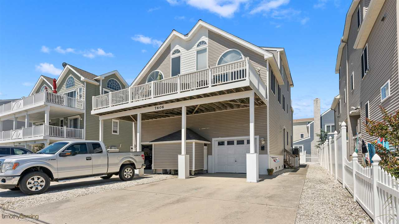 7606 Landis Avenue North - Sea Isle City