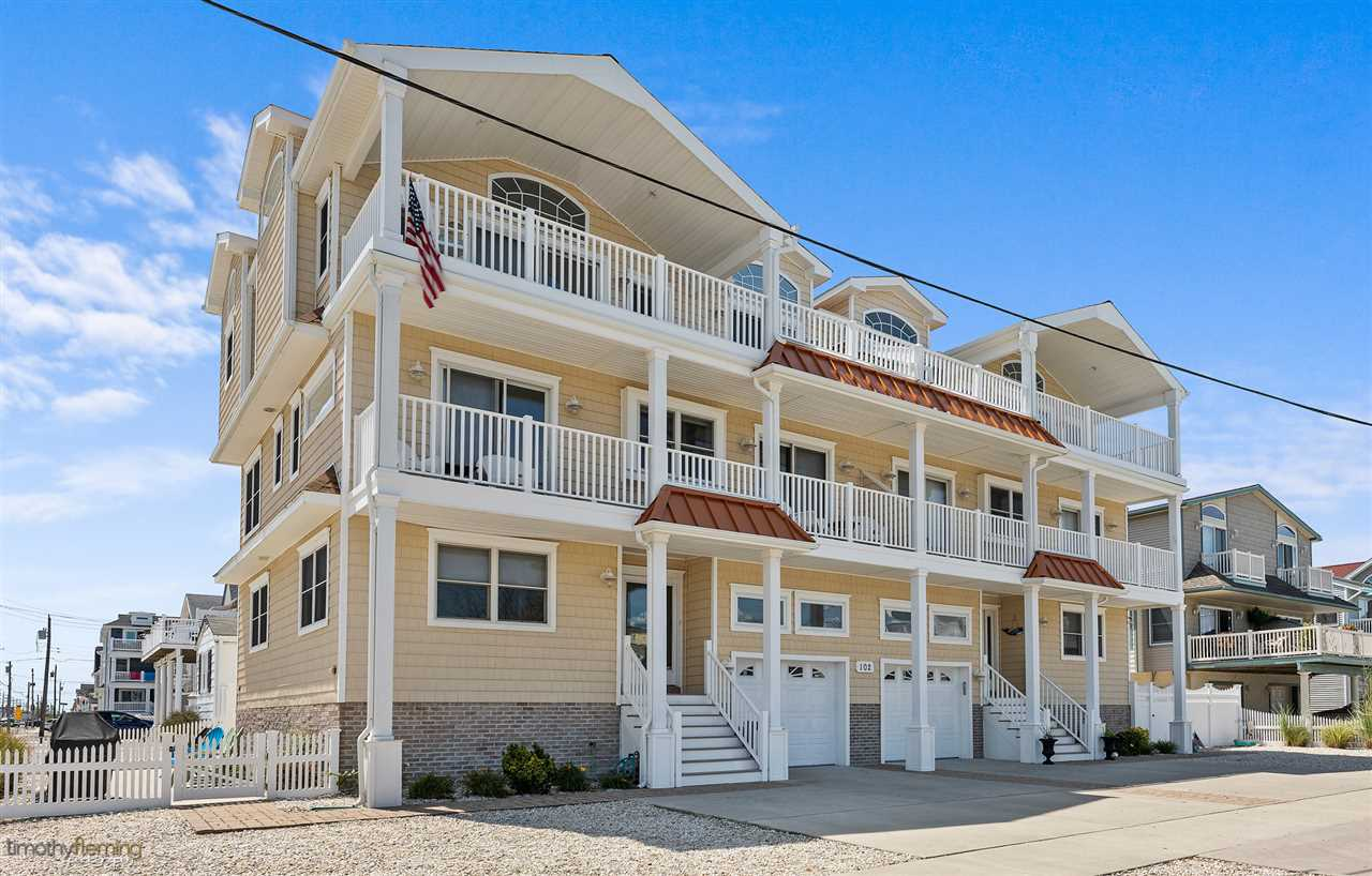 102 70th Street East unit - Sea Isle City