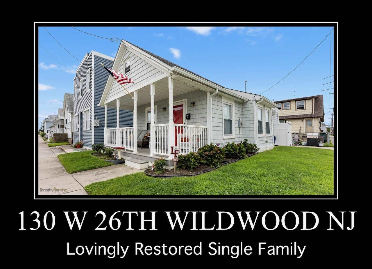 130 W 26th, Wildwood, NJ 08260