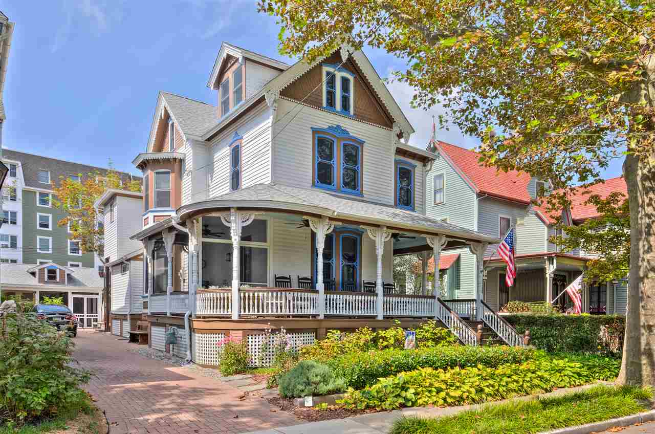 629 Hughes Street - Cape May