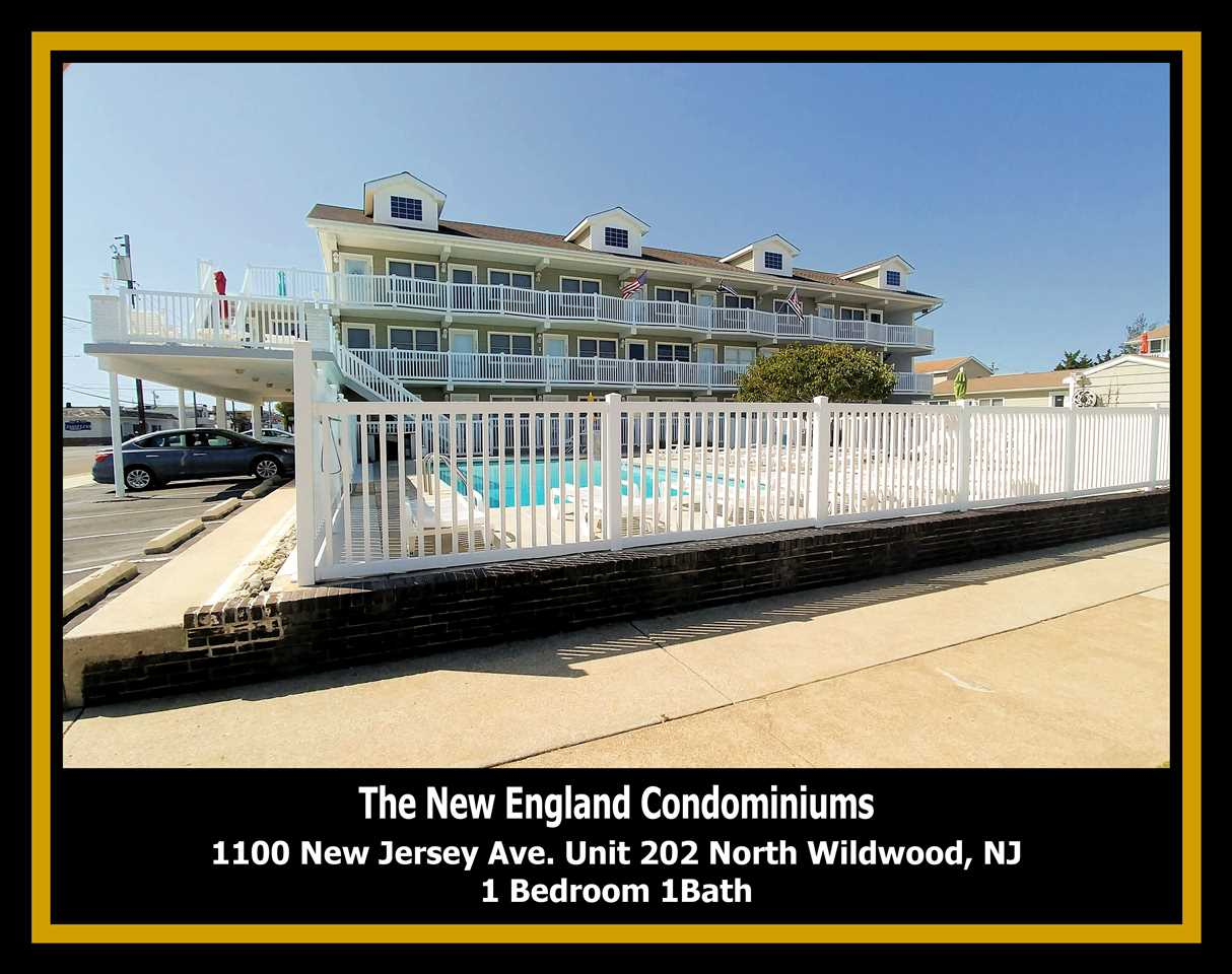 1100 New Jersey Avenue - North Wildwood