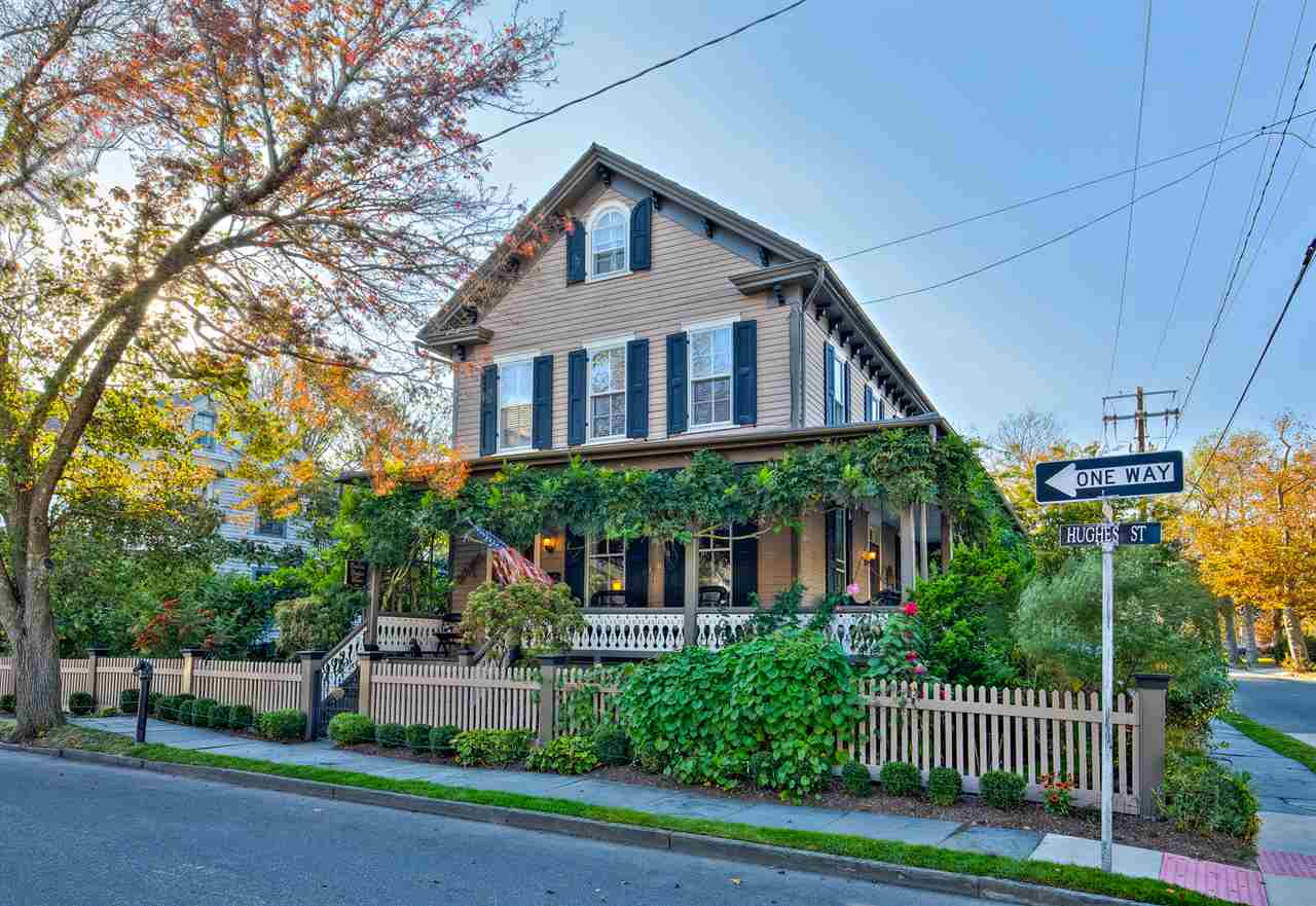 665 Hughes Street - Cape May