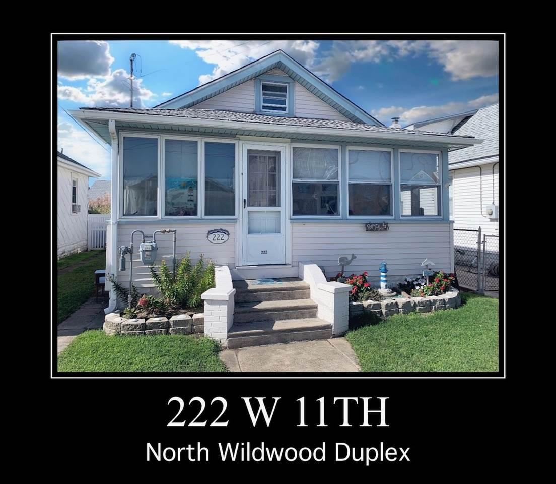 222 11th, North Wildwood