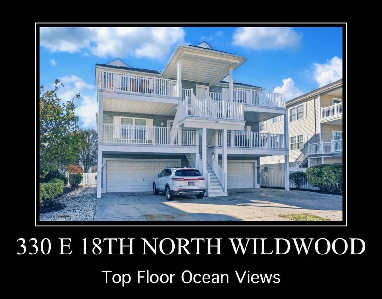 330, Unit D Top L 18th, North Wildwood