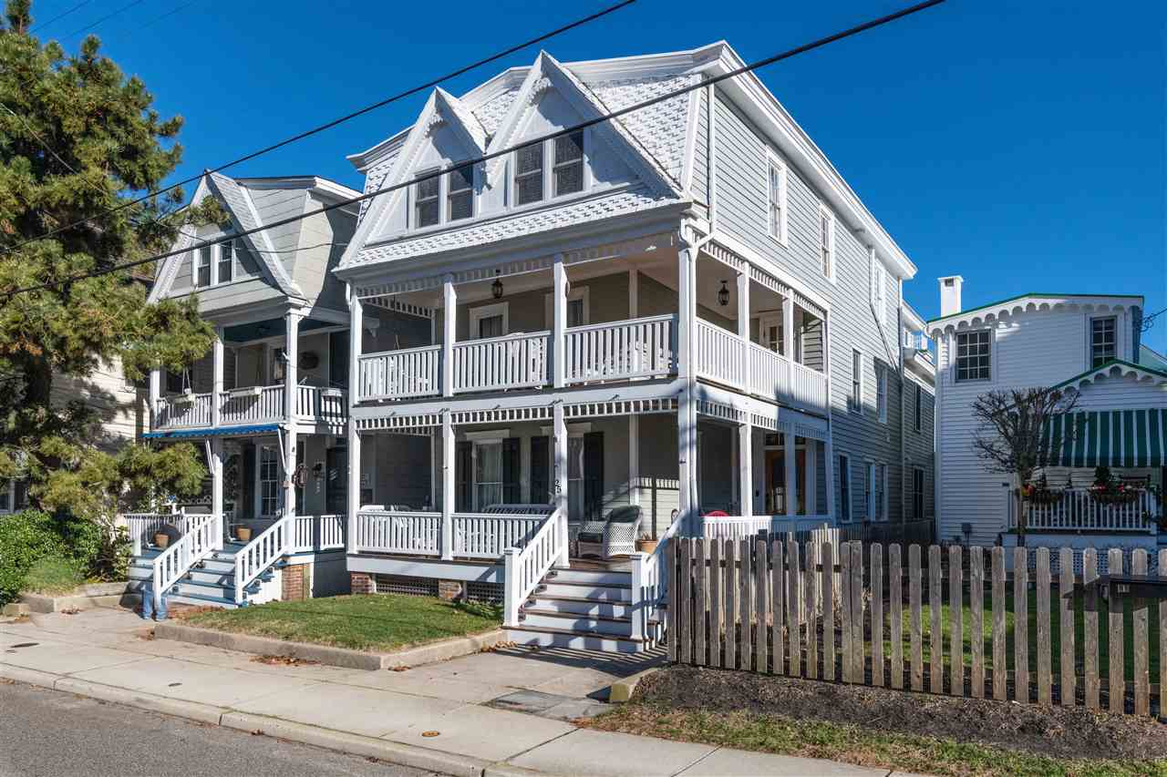 25 Windsor Avenue - Cape May