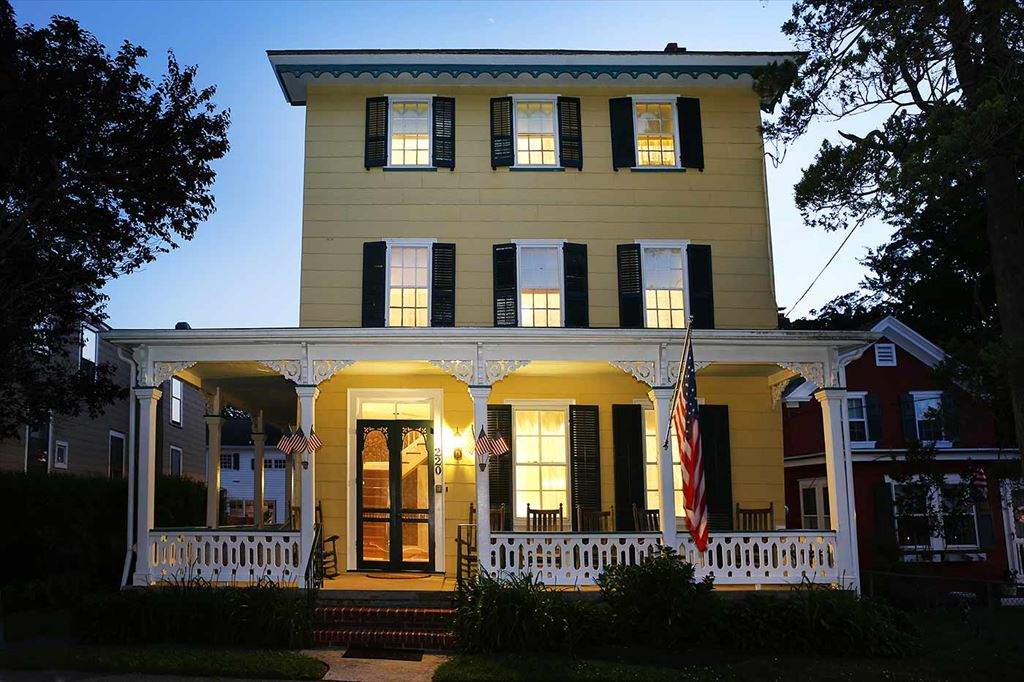 220 Perry Street - Cape May