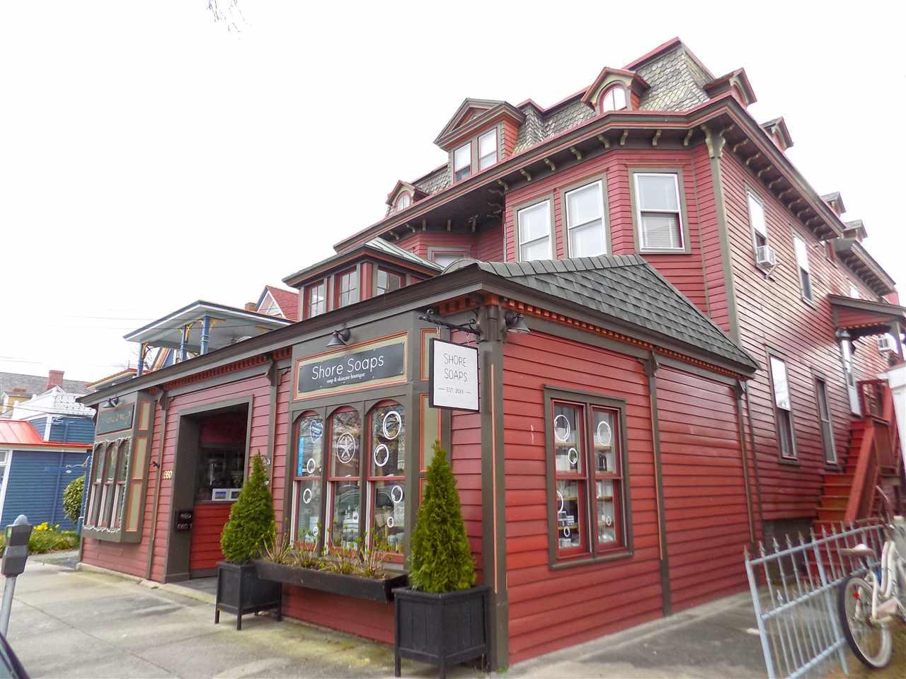 658 C Washington Street - Cape May