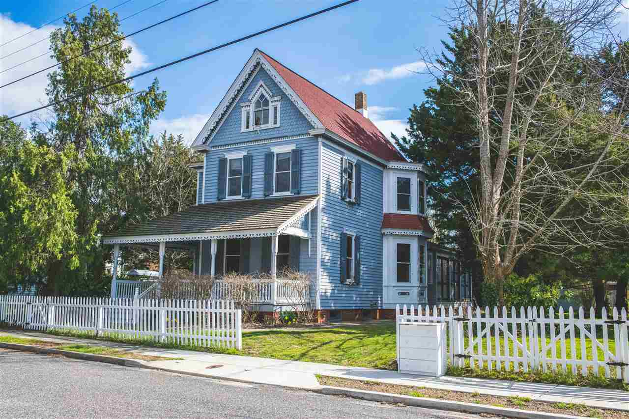 122 Eldredge Avenue - West Cape May