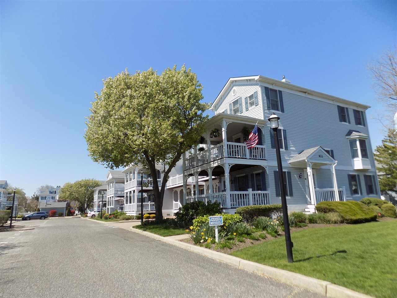 933 Columbia Avenue - Cape May