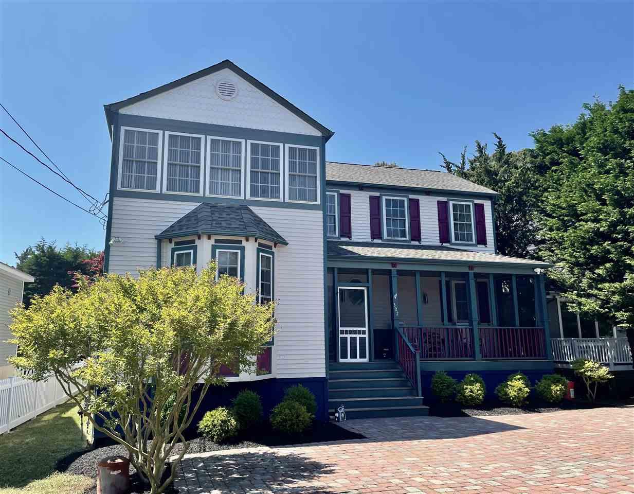 302 Seagrove Avenue, Cape May Point, NJ 08212-3111