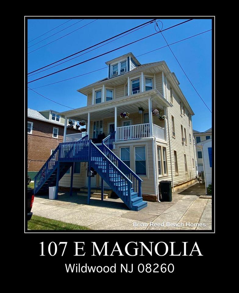 107 E Magnolia Avenue - Wildwood