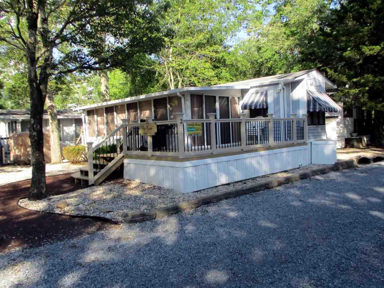 2 Cape May Avenue - Dennisville
