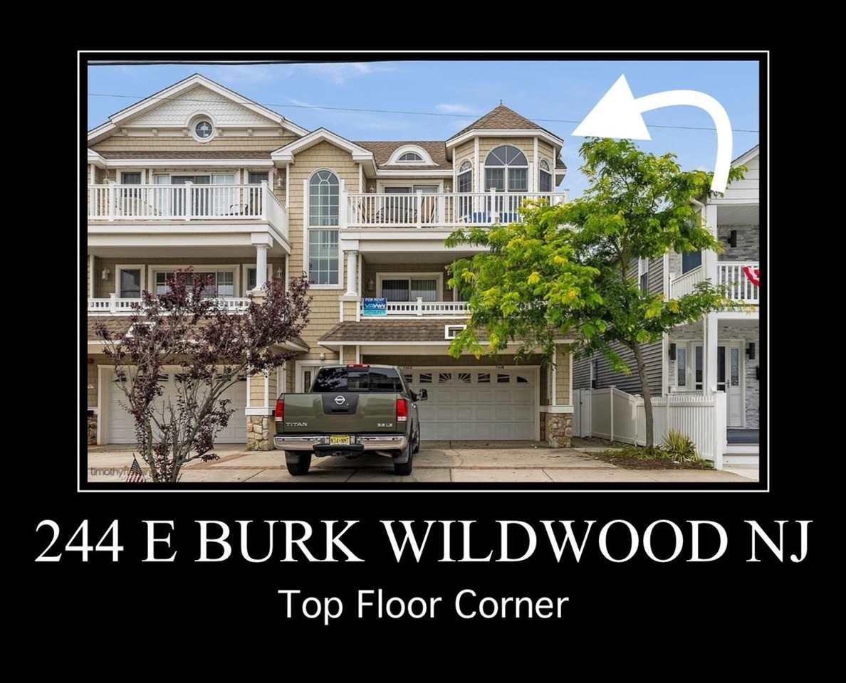 244 E Burk Avenue - Wildwood