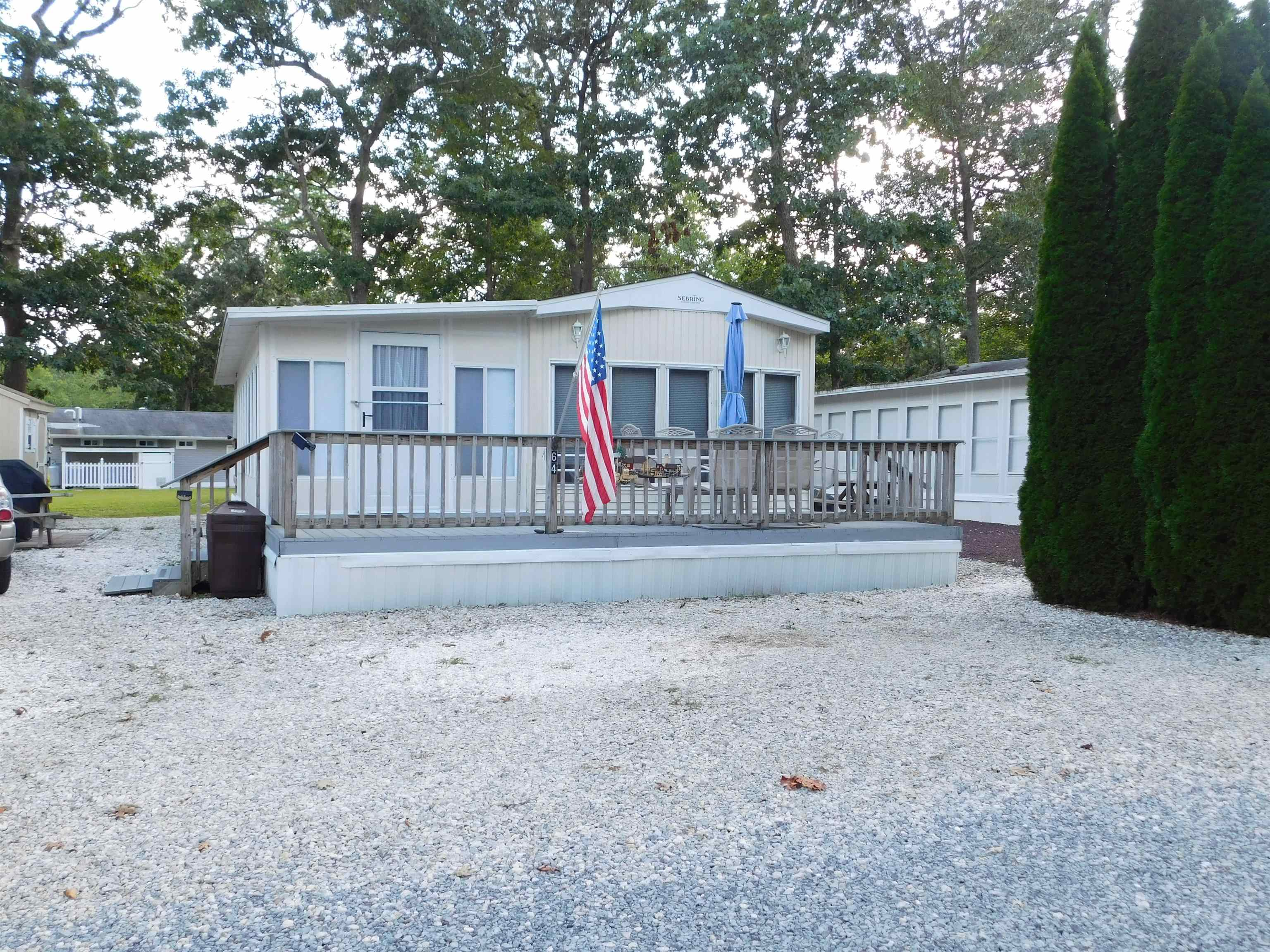 64 Ludlam Creek Drive - Dennisville
