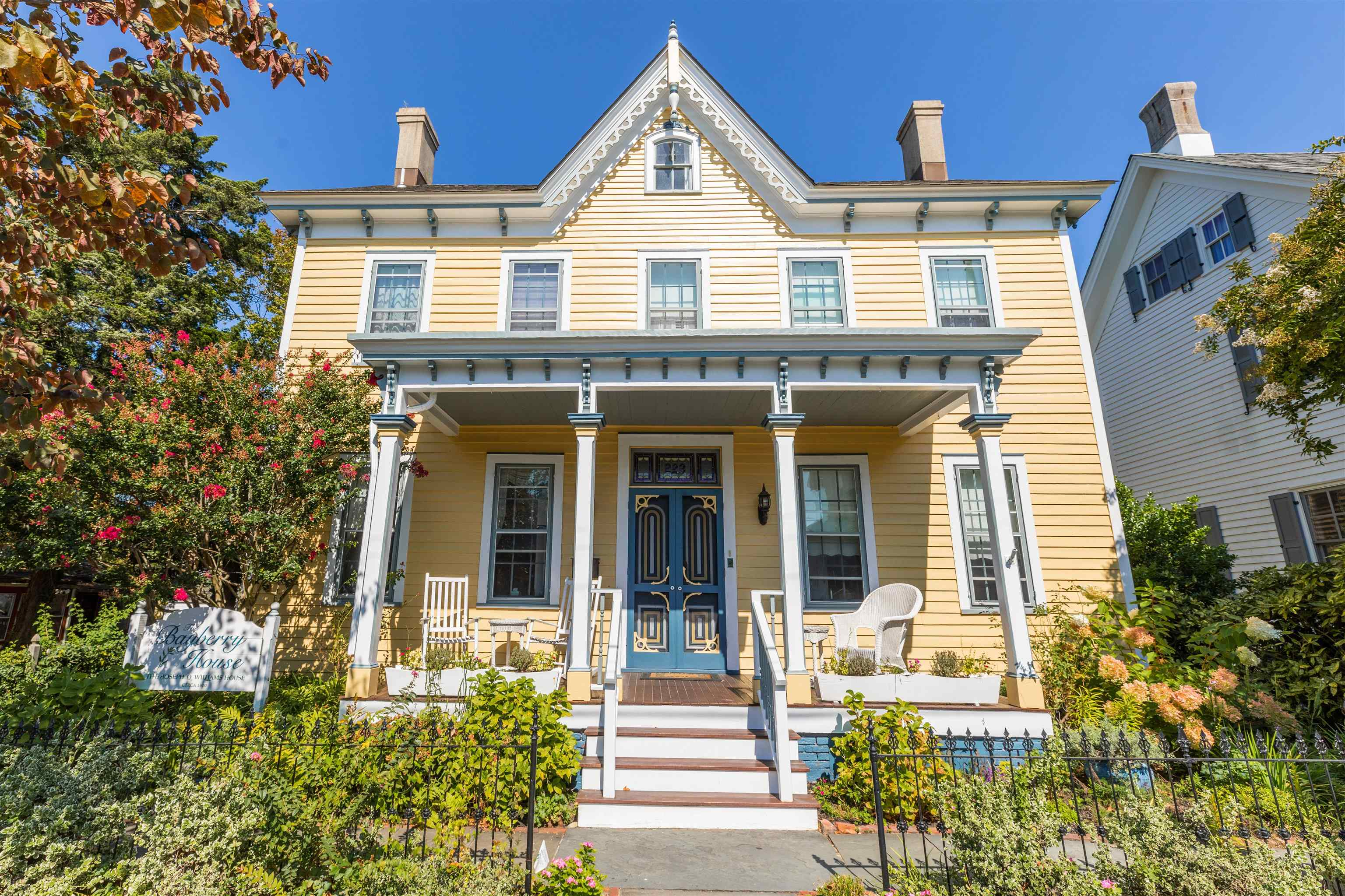 223 Perry Street - Cape May