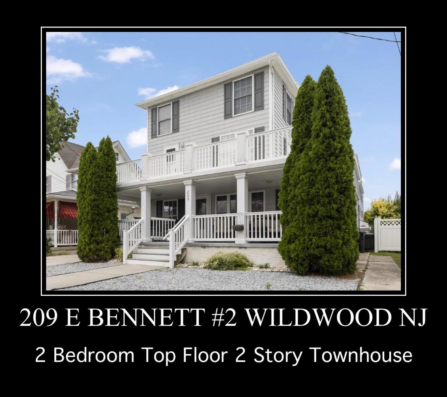 209 E Bennett Avenue - Wildwood