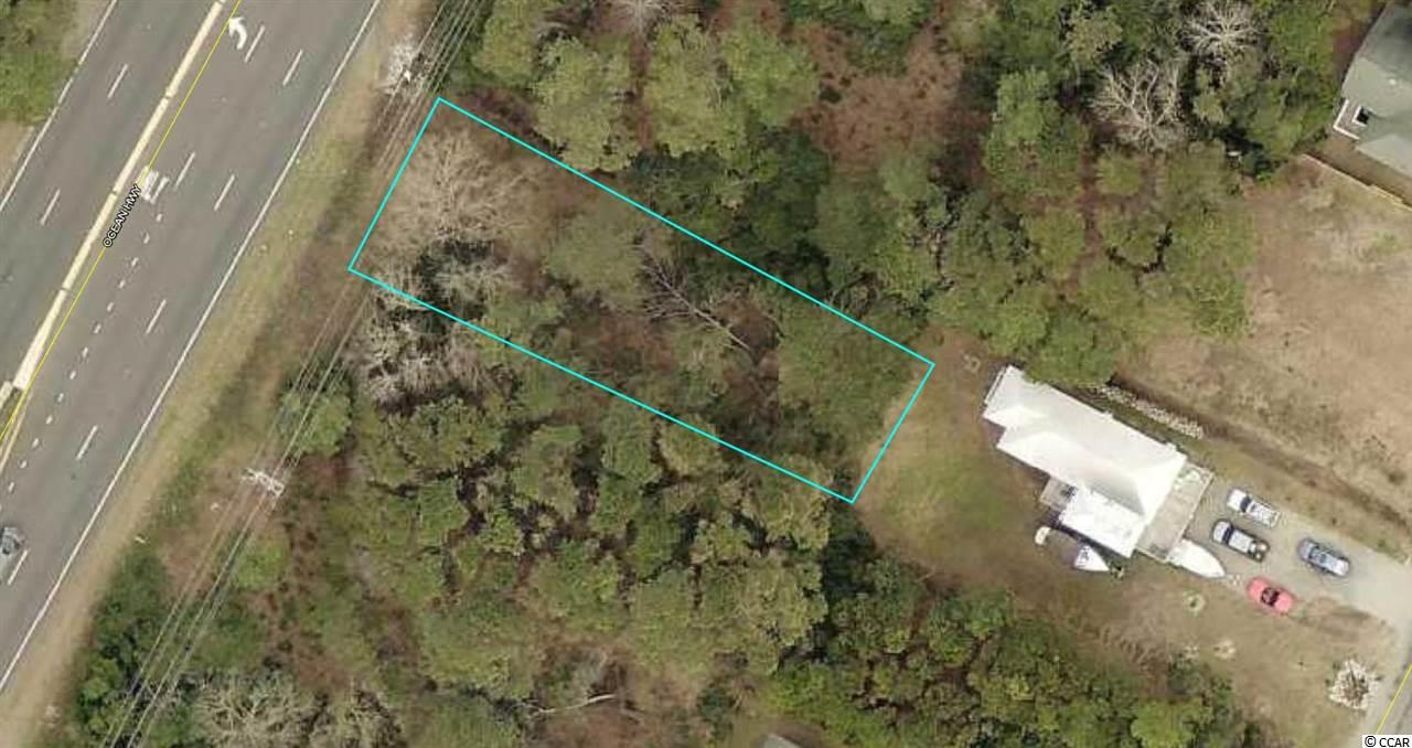 Residential lot located in small community east of Highway 17. Enjoy island lifestyle and refreshing sea breezes in the heart of Pawleys. Centrally located for beaches, shops and dining. No regime fees.