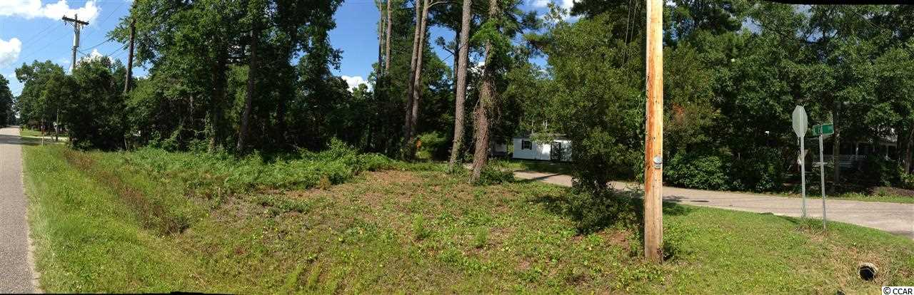 Double corner lot in popular Riverside Community golf cart to Cherry Grove Beaches !  No HOA's, ! Just minutes to golf, shopping, dining and great entertainment.
