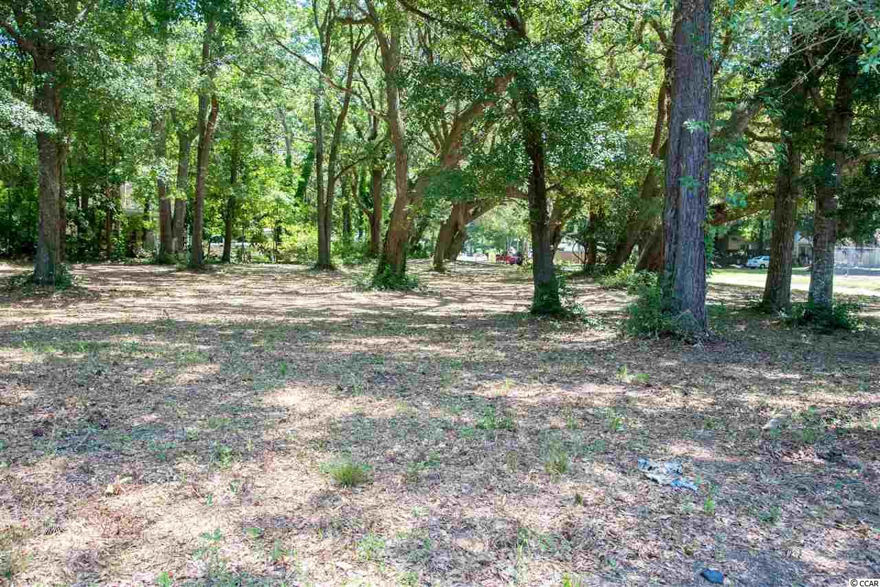 Very private lot on the way to the quaint village of Little River. Over 70 feet of frontage and a wooded lot. Located a few feet from the ICW, this lot allows for one to build their dream home here and enjoy the South Carolina coastal living.