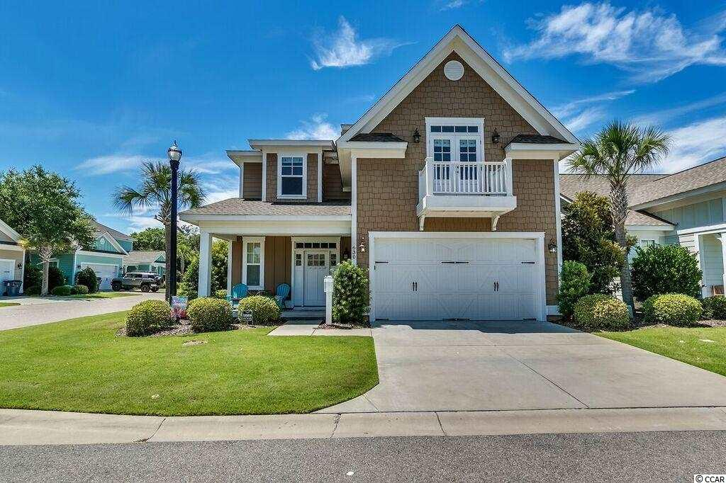 Myrtle Beach Real Estate Homes