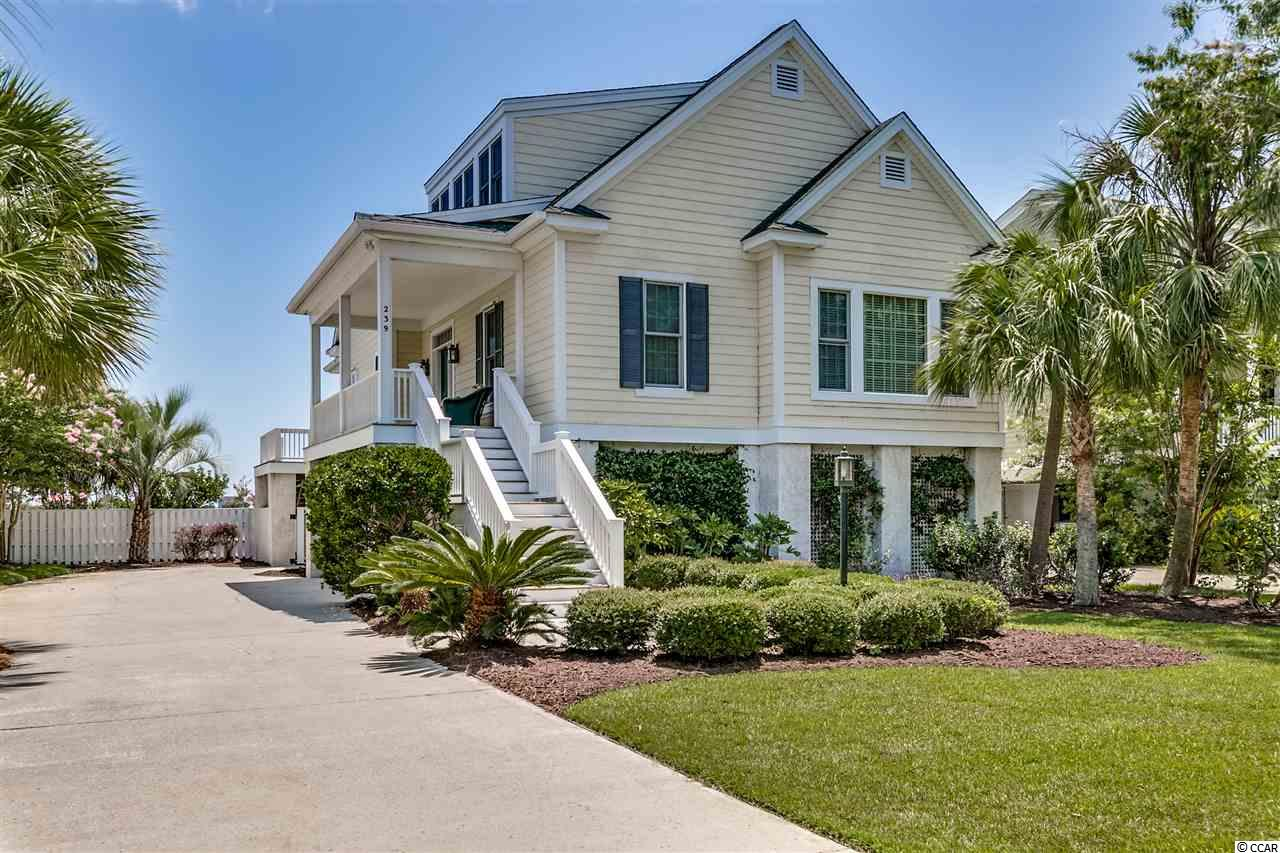 Beautiful Ocean And Marsh View Great Pawleys Island Gated