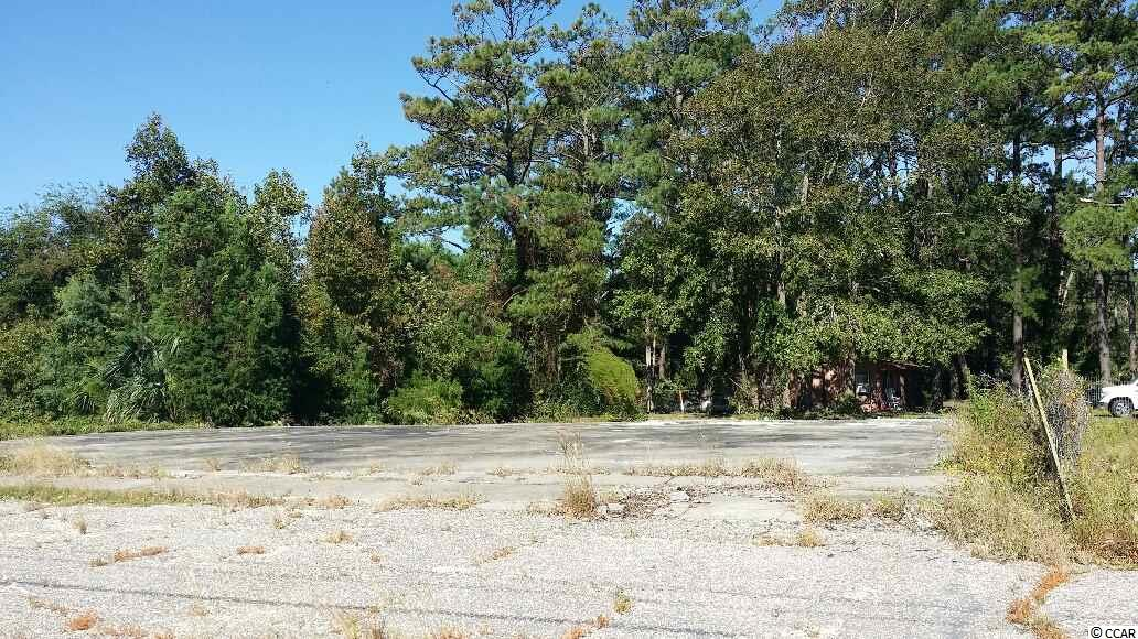Commercial lot East of HWY 17.