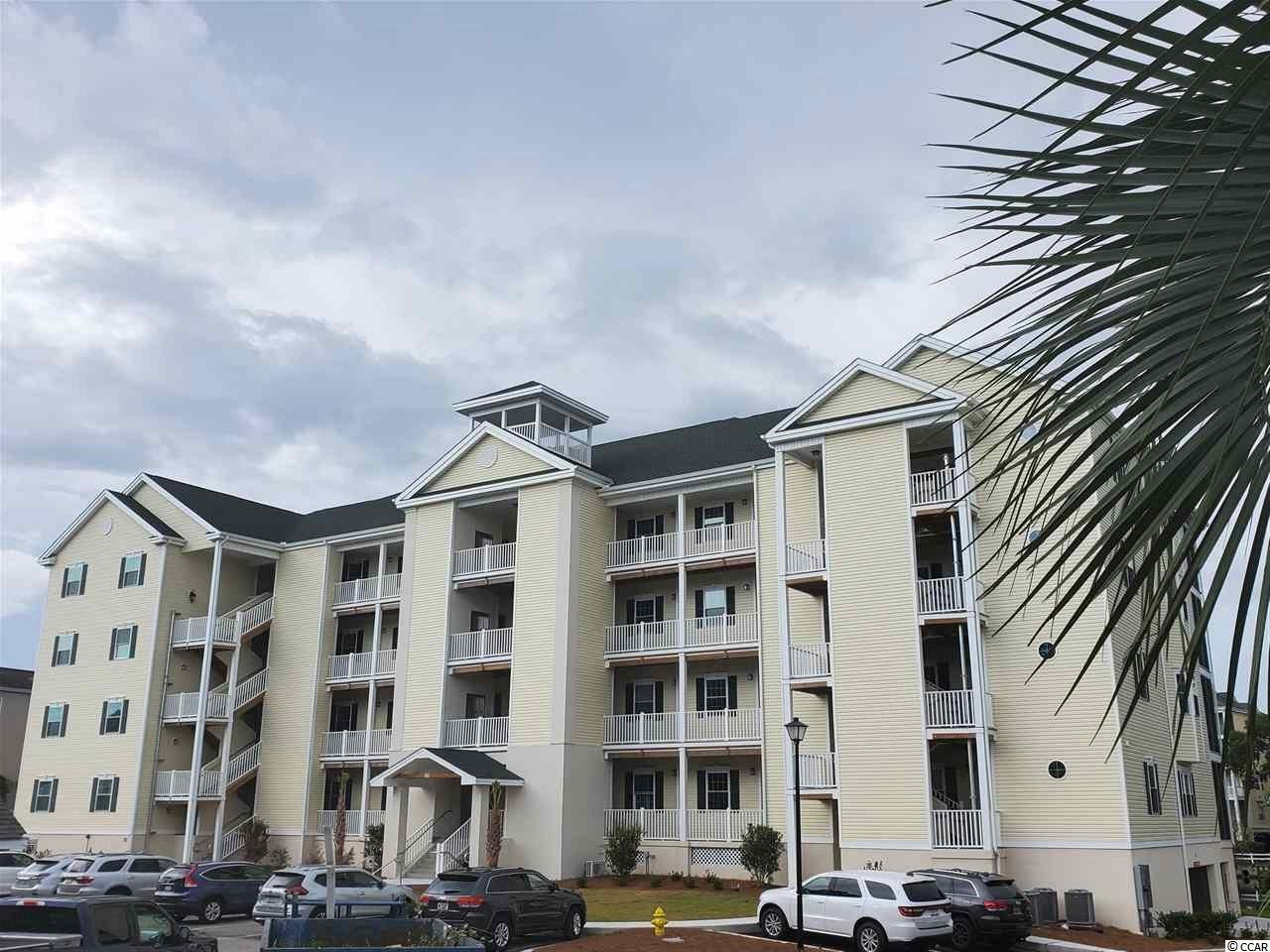 """Pre-Construction - Building #25.  Don't miss your chance to """"go coastal"""" and own a villa in the last condo building site in desirable Ocean Keyes.  Condo Building is closest to the beach with a beautiful view overlooking a pond with fountain.   - Edisto Floor Plan (2BR/2BA with Study) 1347 Heated SF   Choose your colors and options from many selections and upgrades.  Your villa will convey with one assigned reserved parking space under the building and a detached storage closet.  Golf cart spaces are available to for the first 18 buyers - 13 secured and 5 unsecured.  Large 3,500 lb. elevator.  Notable features include Vinyl Plank Flooring throughout standard, one accessible roll-in shower, granite countertops in kitchen, GE kitchen appliances, birch cabinets, walk-in closet in Master Bedroom, and a spacious rear porch off the living area.   Ocean Keyes is an exclusive gated community located within walking distance of the beach in the Ocean Drive section of North Myrtle Beach.  Beautifully landscaped with trees, lakes and ponds with fountains. Amenities include 6-50 ft swimming pools with hot tubs and sun decks, 4-kiddie pools, 2-tennis courts, fitness facility, clubhouses, and barbecue areas with picnic tables and grills. Only 2 blocks from Main Street for enjoyment of restaurants, shopping and entertainment and easy access to all areas of the Grand Strand.   All measurements and square footage are approximate and not guaranteed. Buyer is responsible for verification."""