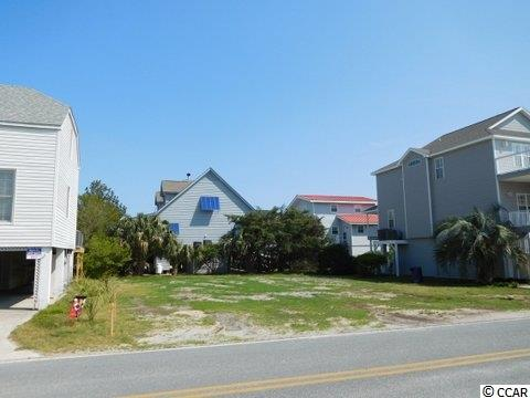 Cleared lot on Pawleys Island...3rd row from the beach! Creek access is one block away...the best of both worlds. Located in the Birds Nest section of Pawleys Island. Measurements are approximate and not guaranteed. Buyer is responsible for verification.