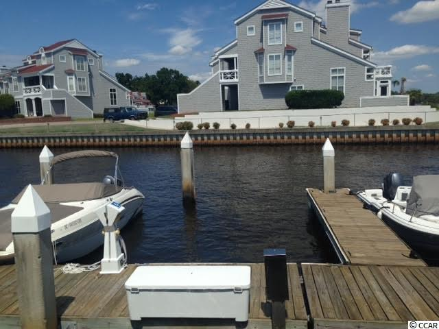 Boat slip S-5 in beautiful Mariners Point. Lots of Amenities and access to the ICW and all it has to offer. HOA fees include so many fantastic amenities. Cubhouse, lounge for residents and boat slip owners, pool, hot tub, showers, tennis court, basketball court, a pump out station and an on-site dock master. Water, cable and electricity (metered separately) available