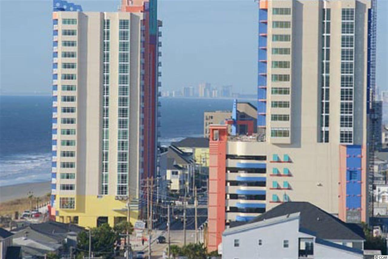 "You must see this beautiful one bedroom/ one bath ocean view unit. This unit has floor to ceiling glass in the kitchen /dinning area with an unobstructed Southern coast view. This is a ""true"" deluxe one bedroom unit. Outside pools, lazy rivers, kiddie pools, top of the line fitness center, oceanfront restaurant and lounge, and just steps from the famous oceanfront Cherry Grove Fishing Pier tackle/souvenir shop, grill and tiki bar. Prince Resort is a favorite North Myrtle Beach destination. Schedule a showing today."