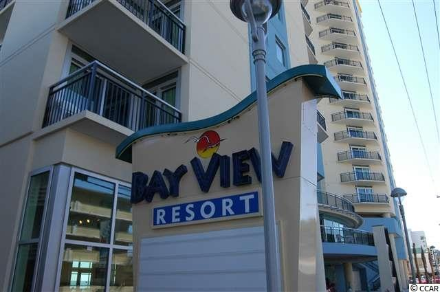 Condo Mls 1714329 Bay View Resort 504 N Ocean Blvd Myrtle Beach Sc