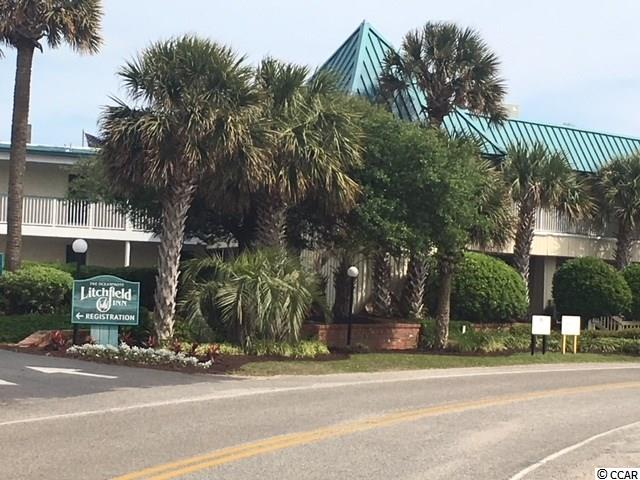 Unique top floor furnished condo in the lodge section with ocean views. Two queen beds in an affordable villa like no other on the beach. The Litchfield Inn provides a lifestyle like no other in the area. Cabana Cafe is open for relaxed and casual drinks and food while Ocean One provides exquisite dining with an oceanfront view. Two pools and miles of sandy beaches provide the total lifestyle that is found only at the Litchfield Inn. HOA includes ownership in all common elements including the two restaurants. Square footage is approximate and not guaranteed. Buyer is responsible for verification.