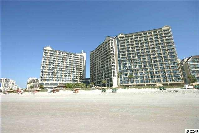 1BR/1BA DIRECT OCEANFRONT 6TH FLOOR UNIT. FABULOUS RESORT WITH MANY AMENITIES TO OFFER: LOTS OF POOLS (INDOOR AND OUTDOOR), LAZY RIVER, RACQUETBALL BALL, ACROSS FROM BAREFOOT LANDING, SHOPPING, RESTAURANTS, THEATERS, AND MUCH MORE.