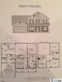 Beautiful new home TBB The Archway Model is a 3 bedroom 2 bath home and large loft with Hardwood floors, tile, granite,brick accent