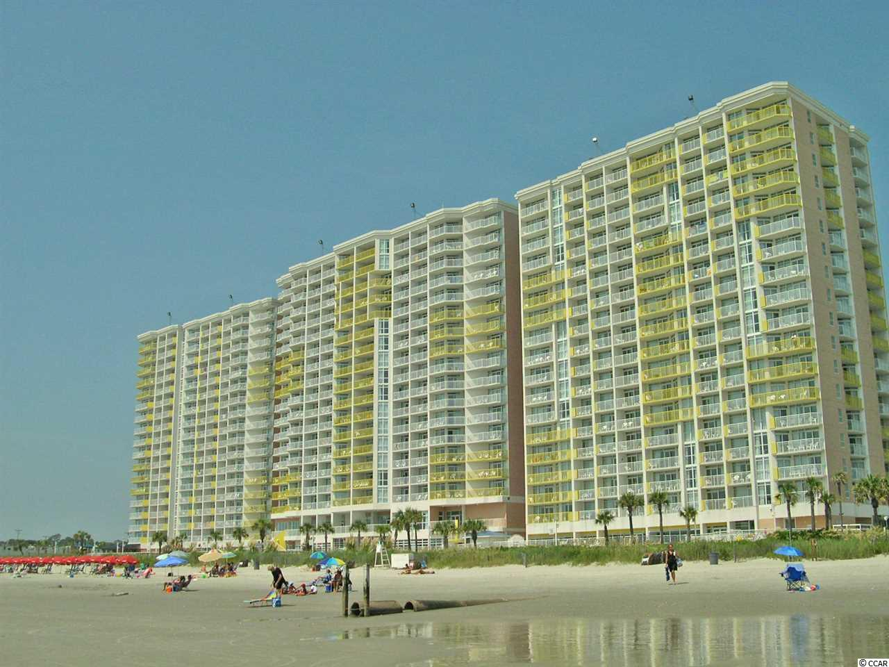 Beautiful oceanfront condo at the Baywatch Resort in North Myrtle Beach. Own your very own condo with many amenities. Lazy Rivers, indoor and outdoor pools, hot tubs, onsite restaurant/bar and oceanfront can be yours!