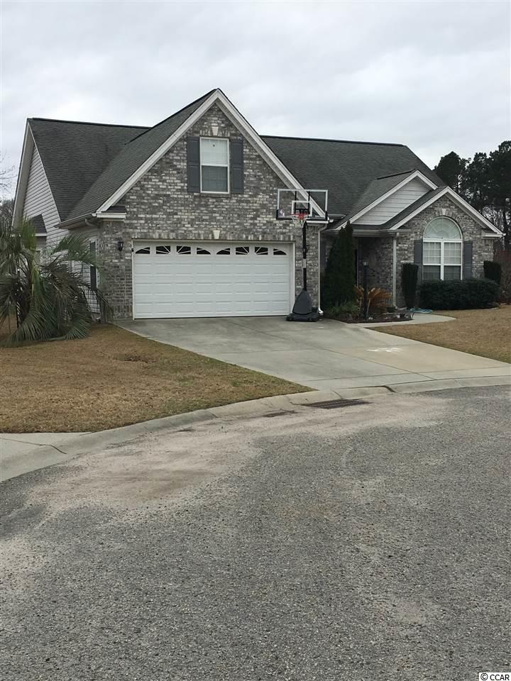 Great home with open floor plan.  Kitchen is open to breakfast nook and dining area, extra large Carolina room, bonus room upstairs that could be used for 4th bedroom, master bath has Jacuzzi tub with separate shower, double vanity plus a lot more. Owner will consider a lease/option with acceptable contract.  Schedule your appointment now!