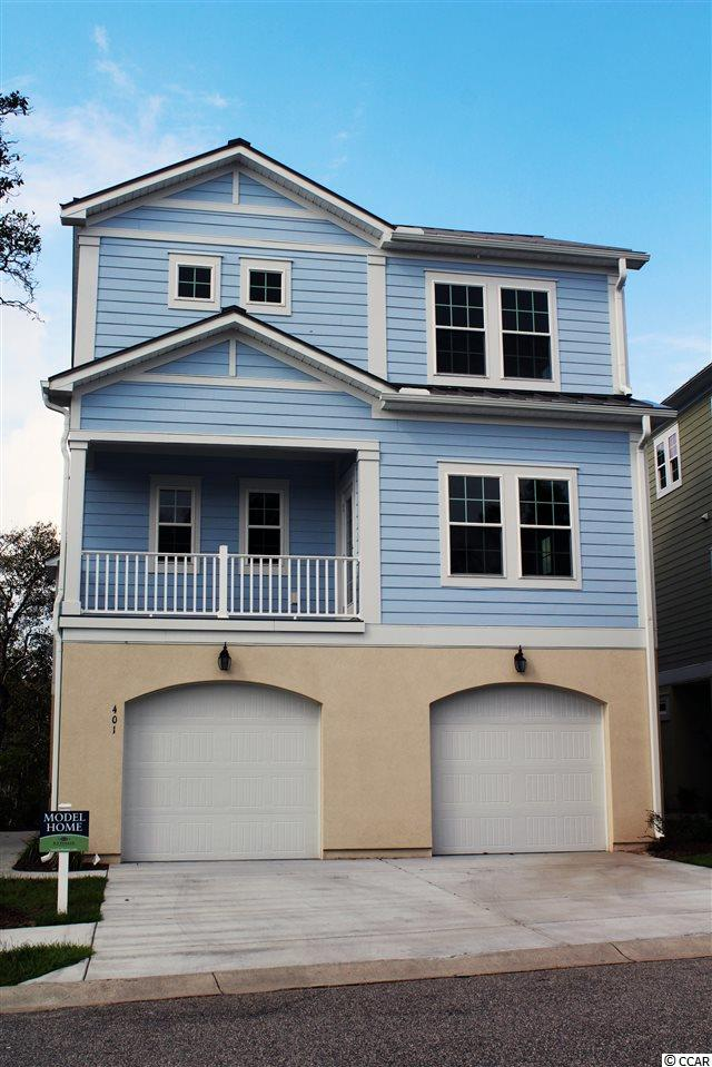 This is a beautiful Ocean Grove Model built by RS Parker Homes. Large home with five bedrooms and five and a half baths, plenty of room for family and friends. Located just one block (a short walk) from the beach and public access. Short distance to shopping, dining and entertainment. There is a pool in the community. This beautiful home has covered porches with optional screens. Granite counter tops in kitchen, tile in wet areas, Natural Gas Rinnai Tankless water heater, Hardie board siding, Metal roof and Natural gas fireplaces on 1st and 2nd floor with Black Granite surround and much, much more. This Home is set up for an elevator if you want to have one installed, if not you have 3 nice sized  closets. You will fall in Love with this Brand New Home. It's a must see.  All measurements are approximate.