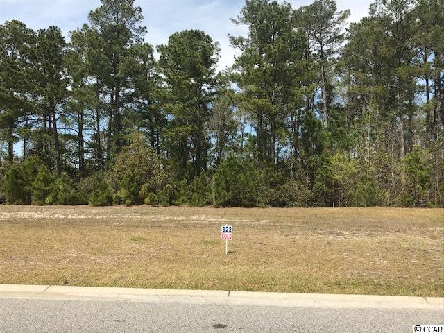 Beautiful, private cul-de-sac lot in the gated community of Waterbridge. This lot backs to a protected preserve. No time frame to build and use the builder of your choice. Amenities include an amazing pool area, fitness center, walk down fire pit, swim up refreshment bar, tennis courts boat ramp and pier. Located in the heart of Carolina Forest.