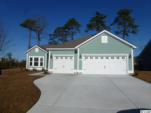 In partnership with Amazon, We are the first and only WiFi Certified Home Builder. Our Muirwood plan offers a 3 car garage, single story open floor plan.  This home features, Hardiplank siding, granite counter tops, staggered kitchen cabinets, stainless steel appliances, tile backsplash, Shaw Laminate Flooring, rannai tankless water heater. Seabrook Plantation in North Myrtle Beach is a Natural Gas Community.  Seabrook Plantation located a mile from the beach.  Enjoy a golf car ride to the beach, shopping and to Main Street.  **Photos are of similar home in another community. Buyer responsible for verification of all measurements.**